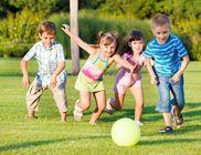 A mozgásban önmagát tanulja és alakítja a gyermek