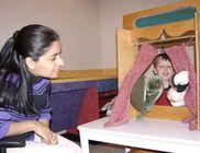 A bábterápia során a gyermek találkozhat jó és rossz érzéseivel és gondolataival egyaránt