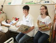 Meseolvasás  - meseterápia a mesedoktorokkal