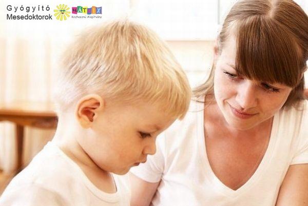 A gyermekek fejlődésének nagyon fontos része a szülői türelem