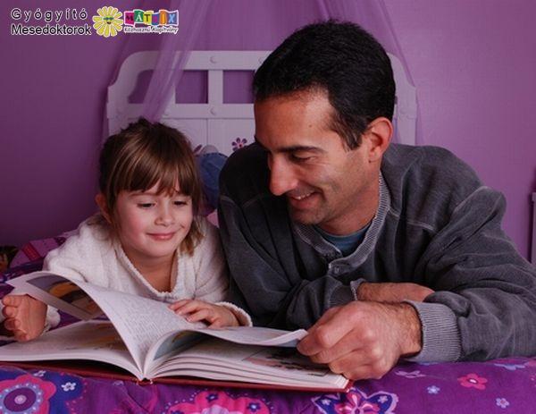 A mese nélkülözhetetlen a gyermek egészséges személyiség fejlődése szempontjából