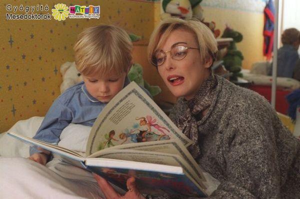 A mesének jelentős szerepe van a gyerekek értelmi és érzelmi fejlődésében is