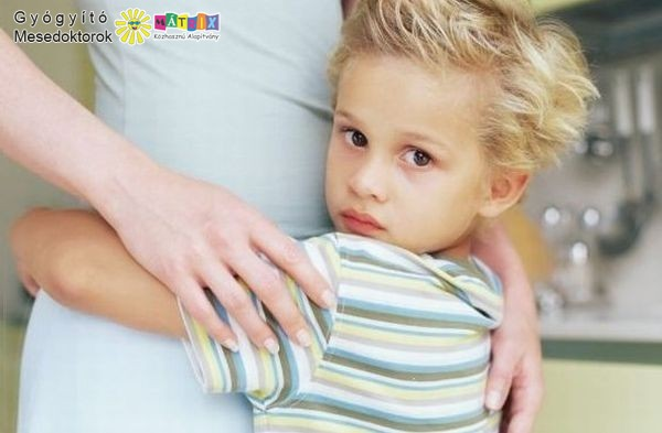 A szorongó gyermekek életében különösen fontos, hogy érezzék a szeretet és a törődést